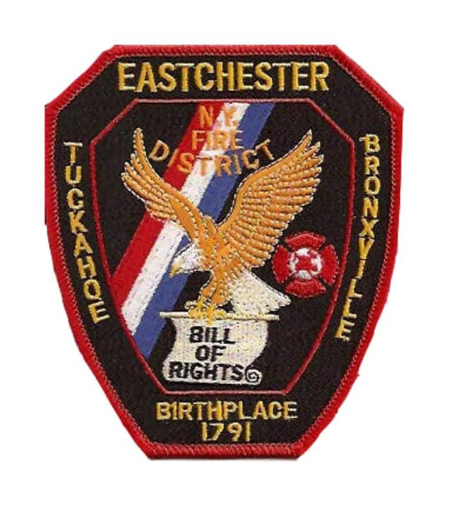 Eastchester emergency workers helped deliver a baby along Garth Road on Saturday morning.