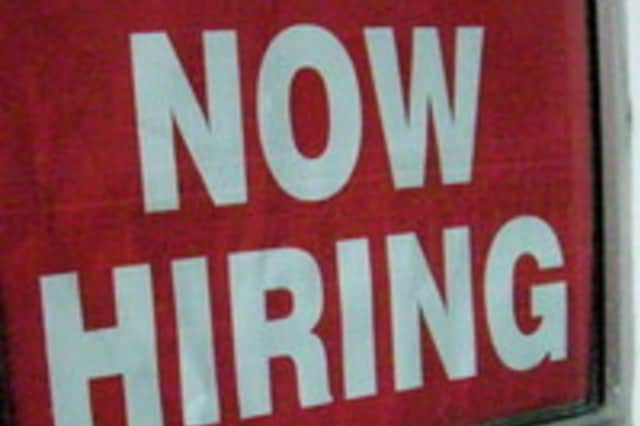 There are plenty of employment opportunities around Eastchester this week.