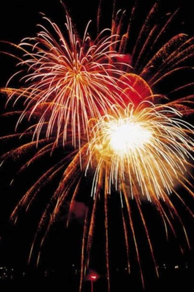 Pound Ridge's annual Fireworks Spectacular takes place on Saturday, July 6.