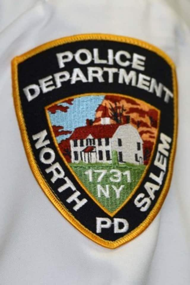 The North Salem Police reported a number of incidents recently.