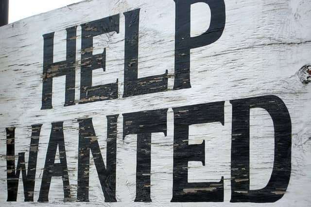 Do you have a job listing? Email it to kpacchiana@DailyVoice.com.