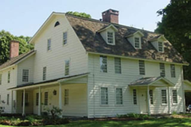 Learn about Wilton's historic Lambert House this weekend.