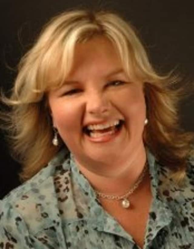 Christine O'Leary led an eight-week comedy workshop at the Ridgefield Playhouse.