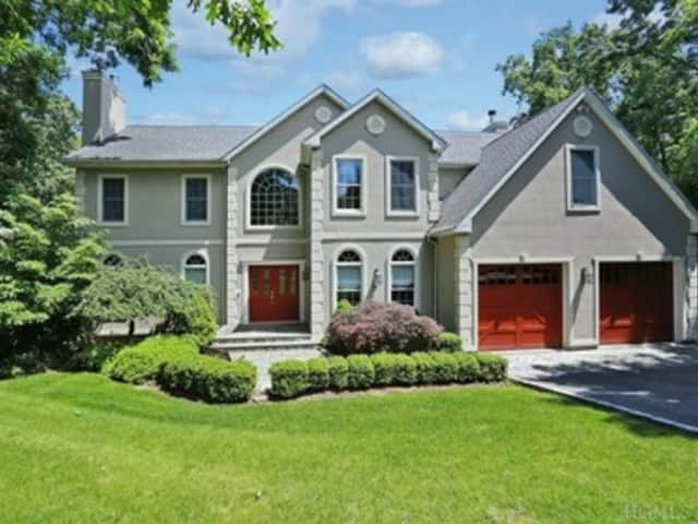 This home on Ackerman Court in Croton-on-Hudson will be open for viewing this weekend.