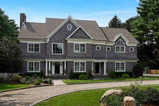The home at 249 Chestnut Hill Road in Wilton recently sold for $1.6 million.