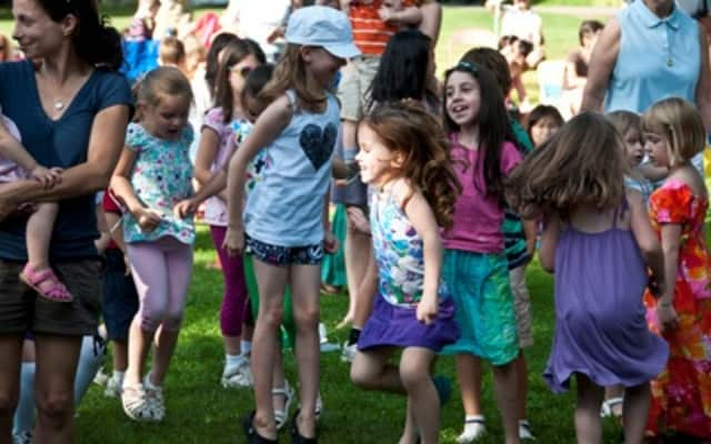 Children and families are invited to dance the night away at Dancing At Dusk events scheduled in July and August.