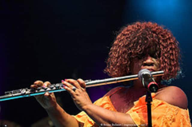 Bobbi Humphrey will play a concert in Mount Vernon on Tuesday.