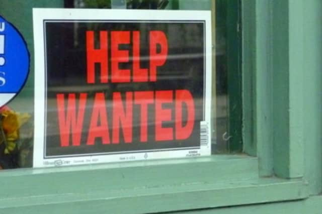 Several businesses are hiring in Tarrytown, Sleepy Hollow and Irvington.