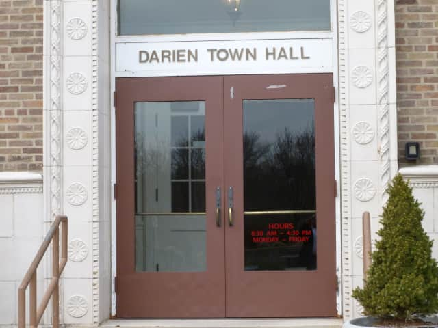 Darien Town Hall. Peter Solheim, Darien's Chief Building Official, has been recognized as the 2016 Building Official of the Year by the Home Builders & Remodelers Association of Fairfield County Solheim.