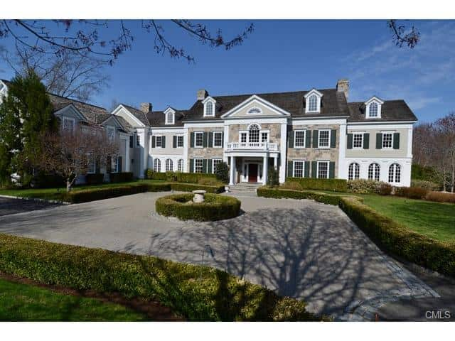 The home at 727 Oenoke Ridge, New Canaan was sold recently for $4.78 million.