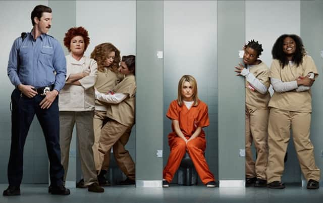 """The Internet movie website, Netflix, has a new show starting July 11 called """"Orange is the New Black."""" It is based on the experiences Piper Kerman wrote about in her book by the same title in the  Federal Correctional Institution in Danbury."""