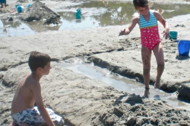 Beachgoers will begin to hit Greenwich Point this weekend.