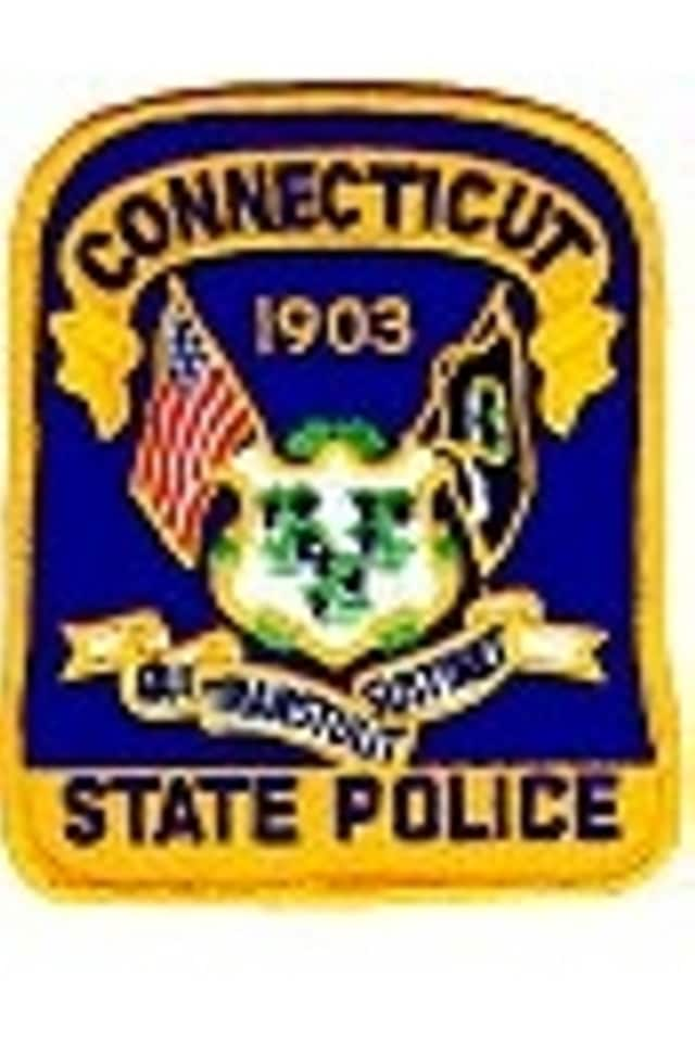 The Connecticut State Police reportedly charged a driver in an alleged road rage incident.