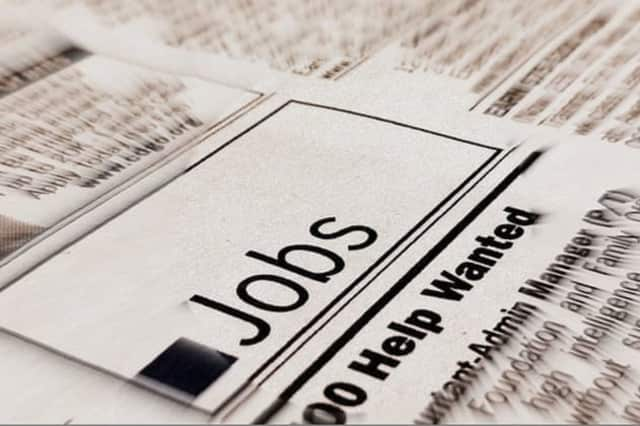 A number of local employers have posted job openings this week.