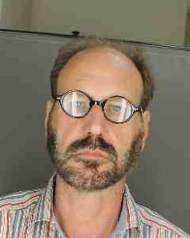 Mark Bernardini was arrested in the town of Eastchester.