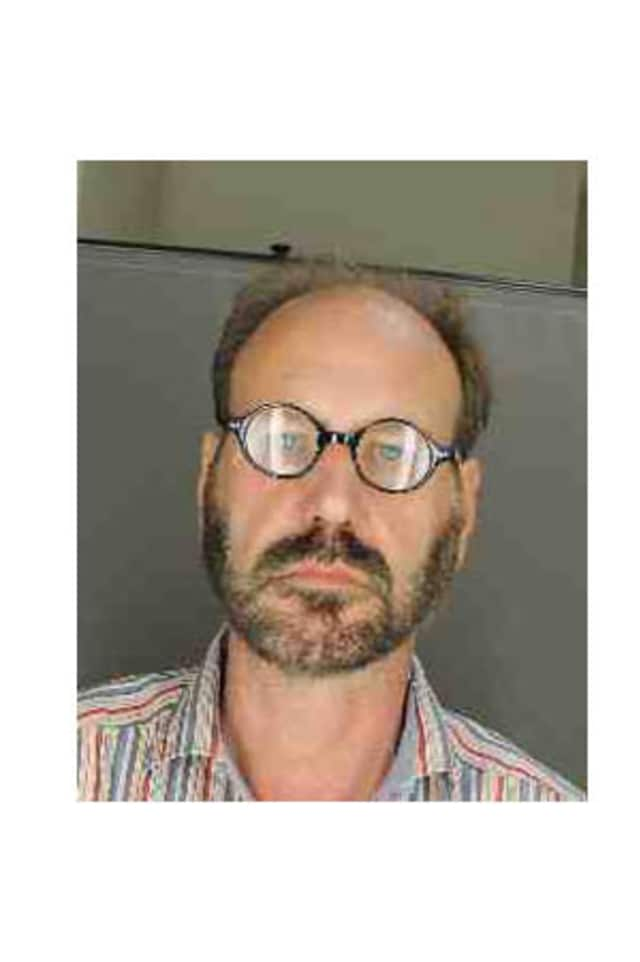 Mark Bernardini of North Salem was arraigned Wednesday on a sex-abuse charge.