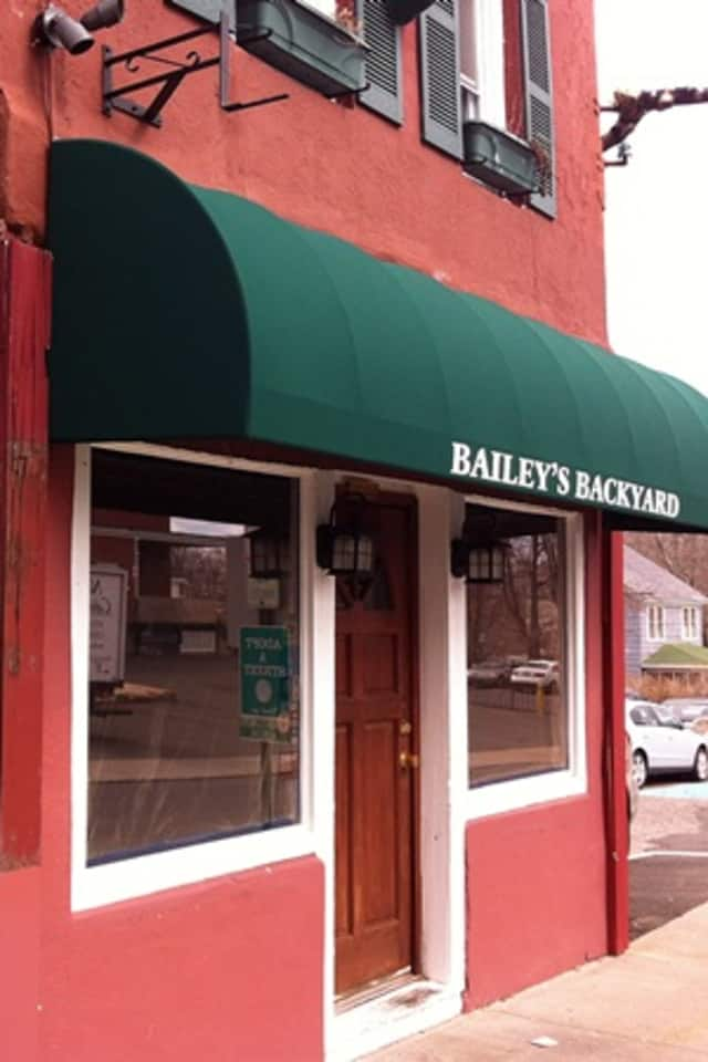 Bailey's Backyard in Ridgefield reopened with a new menu and new executive chef.