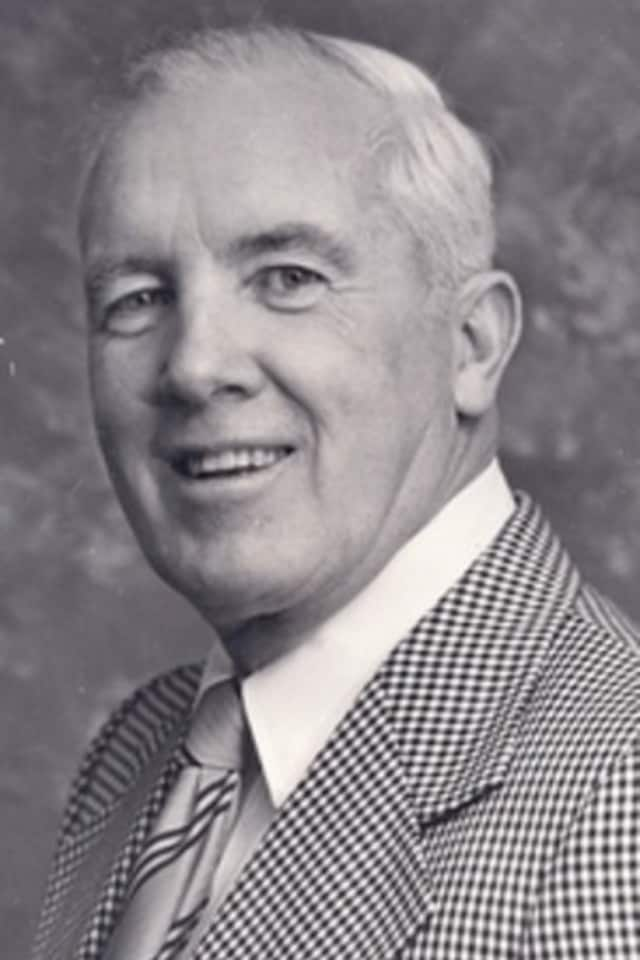 John J. Nugent was the director of athletics for Rye schools for 30 years. He died last week in Arizona at the age of 91.