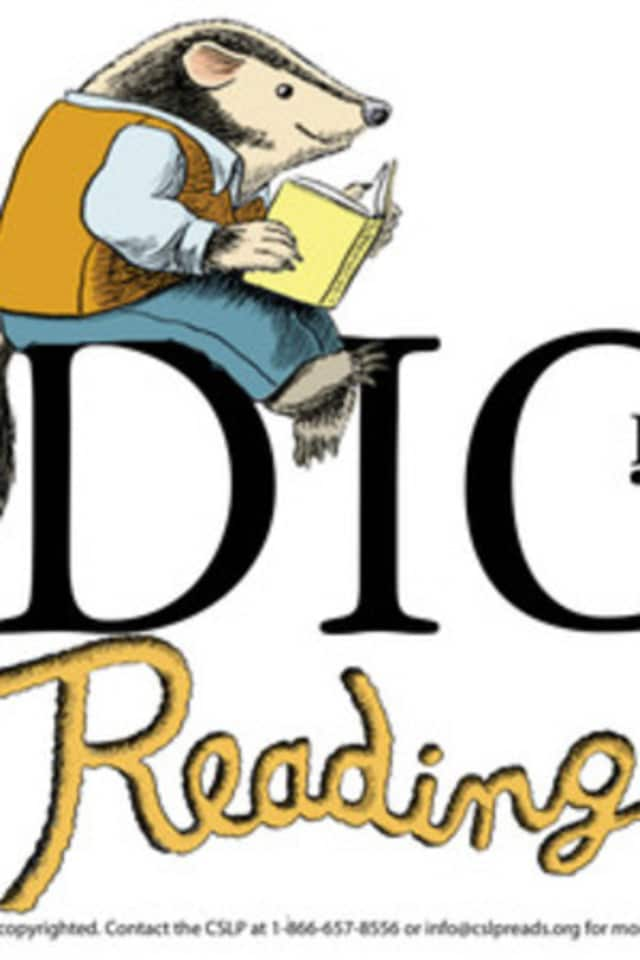 The Pelham Library is taking part in the Dig Into Reading campaign.