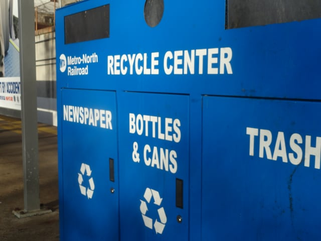 The DPW recycling facility will be closed during the Pleasantville Music Festival, officials said Tuesday.
