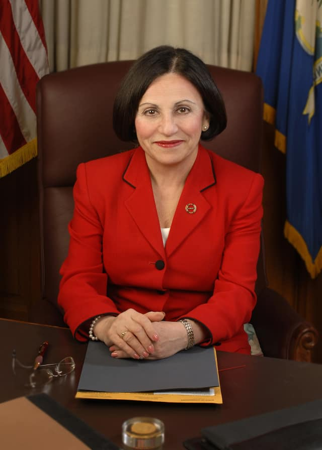 State Sen. Toni Boucher will serve as moderator for Thursday night's Republican Candidates Forum in New Canaan.