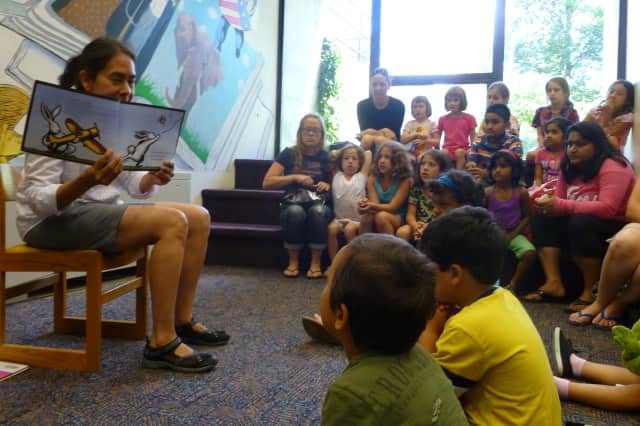 "A summer favorite is returning to the Children's Room at Warner Library on Thursday: the ""Tarrytown Teachers Telling Tales"" series."
