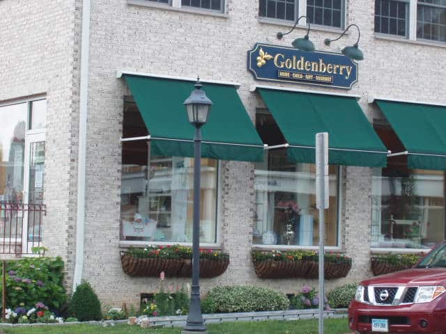 Goldenberry had its first day in business at its New Canaan location after about 23 years in Darien.