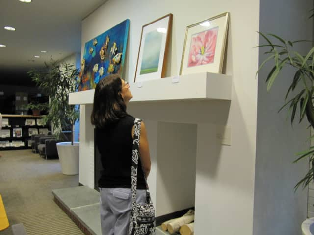 Wilton residents can see works of art created by fellow residents during the Wilton Library's 69th annual Summer Show Art Exhibition, opening Friday night.