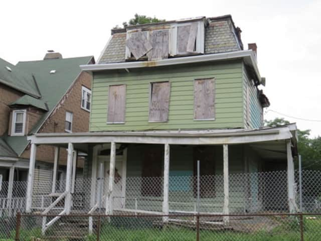 There are several derelict buildings around Mount Vernon that could use demolition.