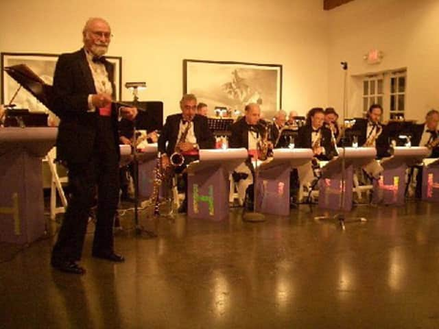 North Salem is invited to swing with the North Hathaway Moonlight Swing Band.