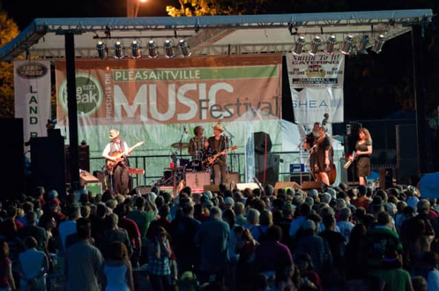 The Pleasantville Music Festival takes over Saturday, bringing several thousand people, 10 musical acts and lots of vendors to Parkway Field