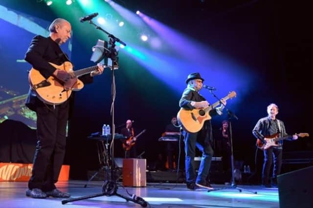 The Monkees will perform in a multimedia show at the Capitol Theatre in Port Chester Monday.