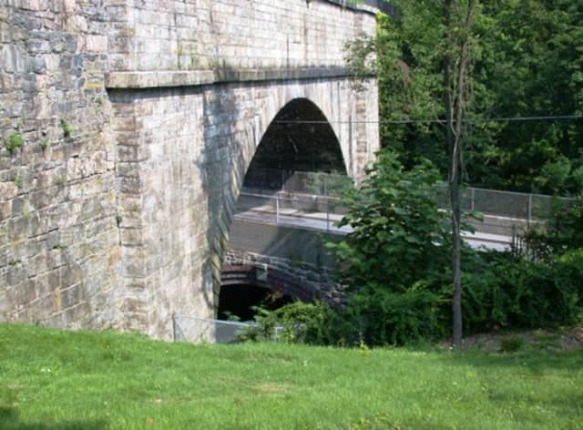 The Ossining Bicentennial Committee and the Friends of the Old Croton Aqueduct will host a celebration of the completion of repairs to the Double Arch Bridge from 4 to 6 p.m. Saturday.