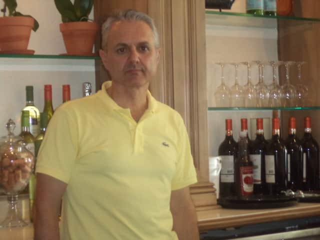 Taverna Pandesia co-owner Nikos Kostakis is hoping to attract Westchester residents to his new Mount Kisco Greek restaurant.
