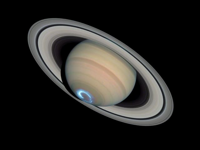 Saturn will be clearly visible in Westchester County on Friday.