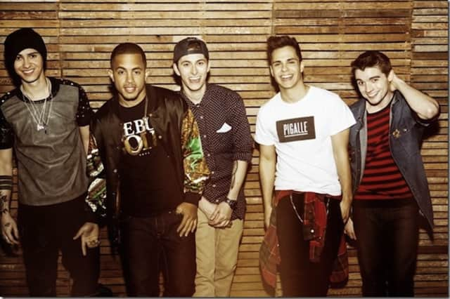 American boy band Midnight Red will perform at Rye Playland Saturday.