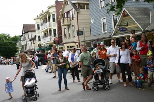 This year's Katonah Sidewalk Sale is July 26-27.