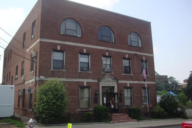 Rye Town Hall, located on Pearl Street in Port Chester, has been sold for $1.85 million to the owners of Neri's Bakery and the Capitol Theatre.