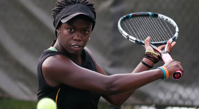 Yonkers resident Nelo Phiri will be playing tennis at the University of Louisiana beginning this fall.