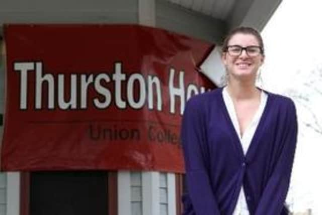 Samantha Muratori, of Briarcliff Manor, is taking part in a nine-week fellowship this summer at Union College.