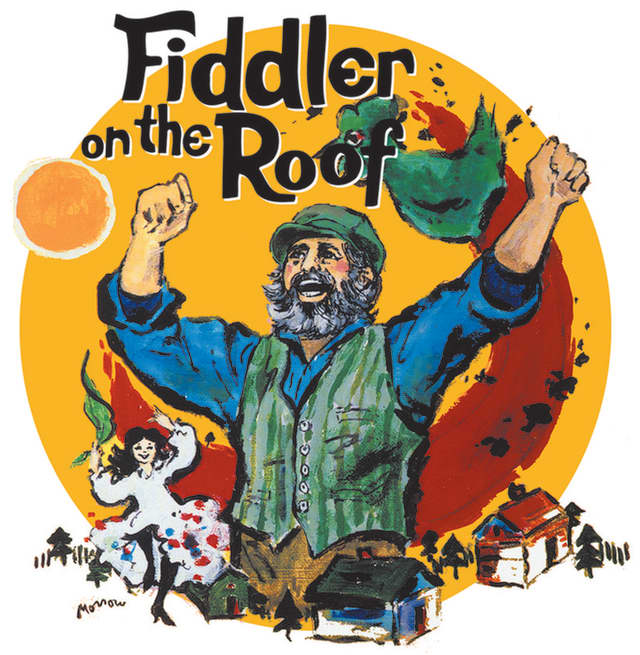 """""""Fiddler on the Roof"""" will be performed next month by the Mount Pleasant Community Theatre."""