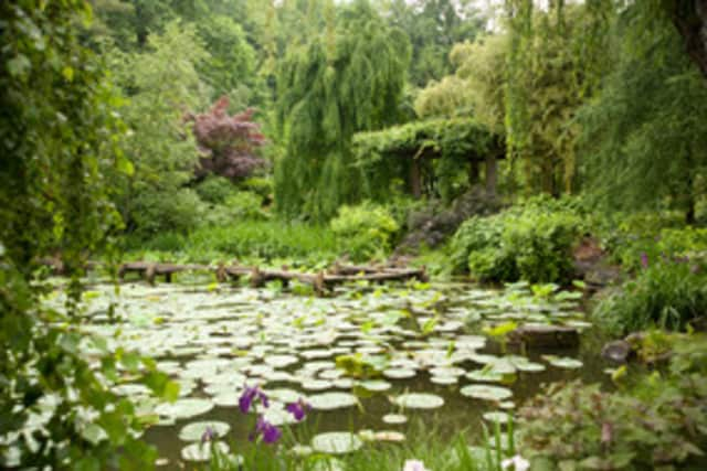Private gardens in Cortlandt Manor and Bedford Hills will be on display on Sunday.