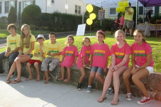The annual Lemonade for Leukemia event in Port Chester has raised more than $13,000 for leukemia research over the past six years. The goal for this year's event is $5,000.