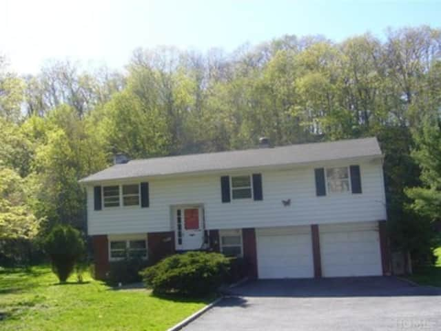 This house at 10 Virginia Lane in Thornwood is open for viewing this Sunday.