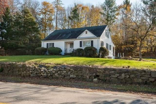 This house at 725 East Main St in Mount Kisco is open for viewing this Sunday.