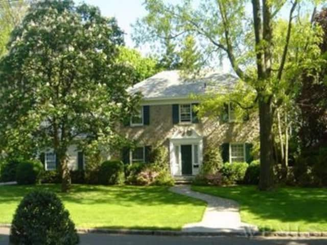 This house at 6 Paddington Road in Bronxville is open for viewing this Sunday.