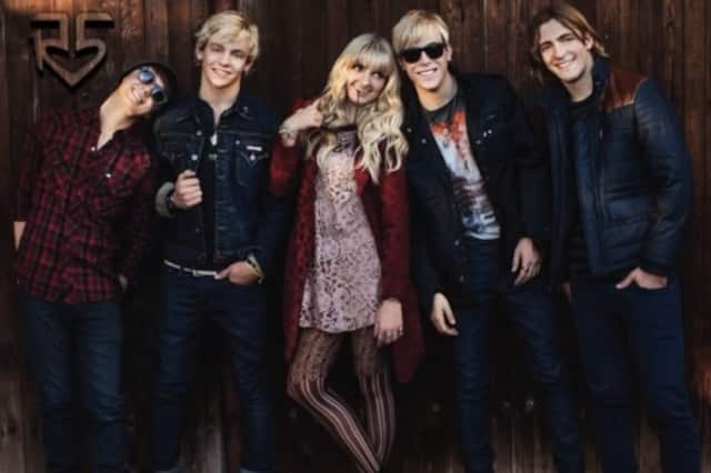 American pop-rock band R5 will perform at Rye Playland Saturday night at 6 p.m.