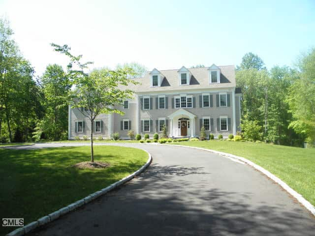 The home at 68 Wolfpit Road in Wilton recently sold for nearly $1.5 million.