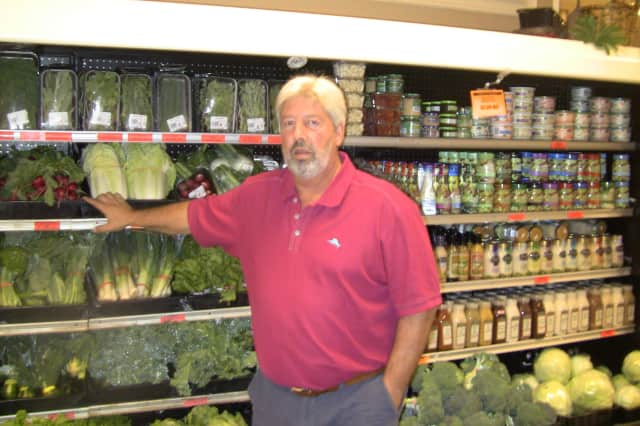 Billy Fortin, who owns Scotts Corner Market in Pound Ridge, started working at the store at age 16.