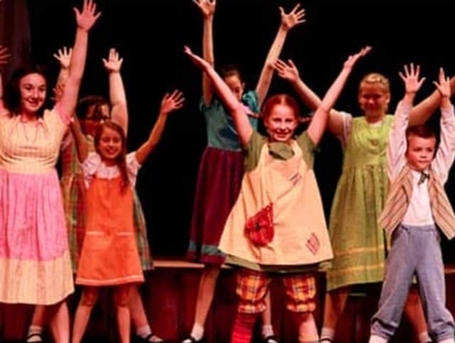 "Your child could perform in ""Annie"" the week of Aug. 5-9."